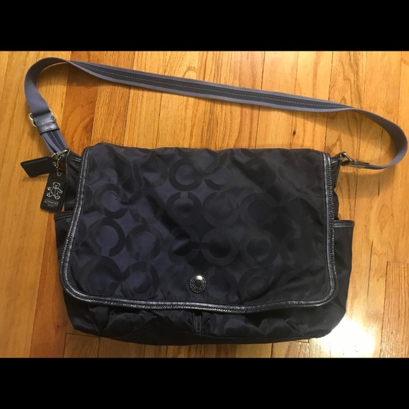 609998d52a1d Coach Handbags - Coach Messenger Diaper Bag